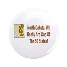 "We are part of the U.S. 3.5"" Button (100 pack"