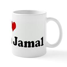 I Love Keenan Jamal Mug