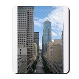 Mousepad Seattle Streets Diane Young photography