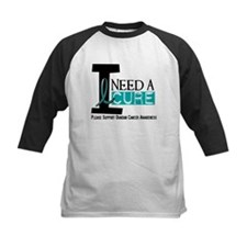 I Need A Cure OVARIAN CANCER Tee