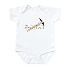 My Mommy - Architect Infant Bodysuit