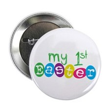 "My 1st Easter 2.25"" Button"