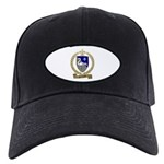 GUILBEAUX Family Crest Black Cap