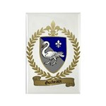 GUILBEAUX Family Crest Rectangle Magnet (100 pack)