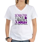 Needs A Cure LUPUS Shirt