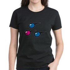 Colorful Sperm Tee