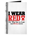 I Wear Red Son-in-Law Journal