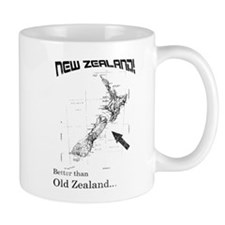 NZ, Better than Old Zealand Mug
