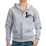 I Need A Cure LUPUS Zipped Hoody
