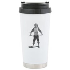 Douglas Fairbanks D'Artagnan Ceramic Travel Mug