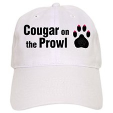 Cougar -- Baseball Cap