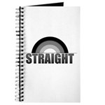 Straight Rainbow Journal