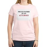 Proud Father Of An ATTORNEY T-Shirt