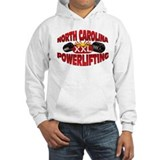 NORTH CAROLINA Powerlifting! Hoodie