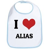 I Love Alias Bib