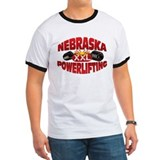 NEBRASKA Powerlifting! T