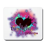 Twilight Princess Heart Mousepad