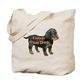 gordon setter puppy Tote Bag