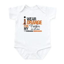 Leukemia (Father-In-Law) Infant Bodysuit