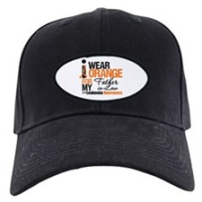 Leukemia (Father-In-Law) Baseball Hat