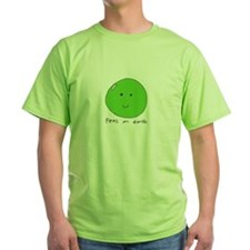 T-Shirt 'Peas On Earth'