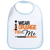 Leukemia (For Me) Bib