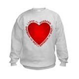 I Love My Husband - Sweatshirt