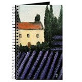 Lavender Landscape Journal