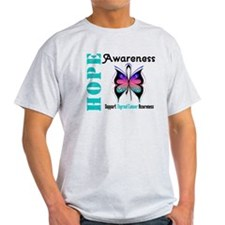 Thyroid Cancer Hope T-Shirt