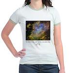 Carl Sagan J Jr. Ringer T-Shirt