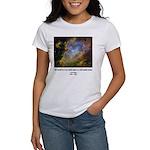 Carl Sagan J Women's T-Shirt
