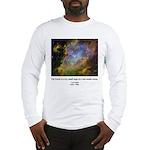 Carl Sagan J Long Sleeve T-Shirt