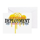 Deployment (I Miss You) Greeting Card