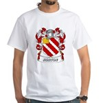 Horton Coat of Arms White T-Shirt