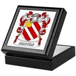 Horton Coat of Arms Keepsake Box