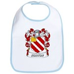 Horton Coat of Arms Bib