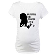 Brunettes Not Fighter Jets 2 Shirt