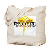 Deployment (I Miss You) Tote Bag