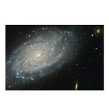 Spiral Galaxy NGC3370 Postcards (Package of 8)