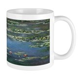 Monet Water Lilies Coffee Mug