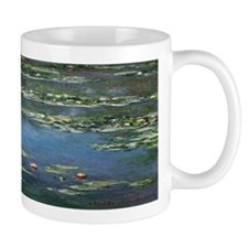 Waterlilies by Claude Monet Small Mug