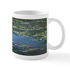 Waterlilies by Claude Monet Small Mug