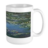 Monet Water Lilies Mug