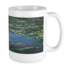 Waterlilies by Claude Monet Mug