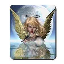 Guardian Angels Mousepad