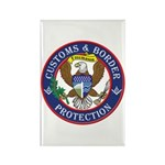 CBP Masons Rectangle Magnet