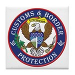 CBP Masons Tile Coaster