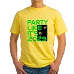 Apophis 2029 Yellow T-Shirt