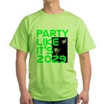 Apophis 2029 Green T-Shirt