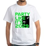 Apophis 2029 White T-Shirt